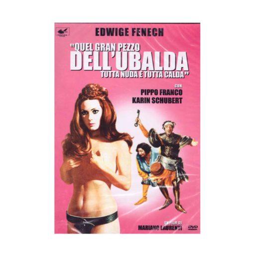 DVD Quel gran pezzo dell'Ubalda