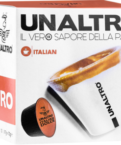 100 Capsule per Dolce Gusto Nescafè UnAltro Caffè Italian Blend