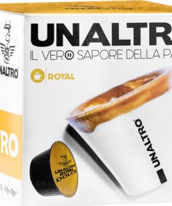100 Capsule per Dolce Gusto Nescafè UnAltro Caffè Royal