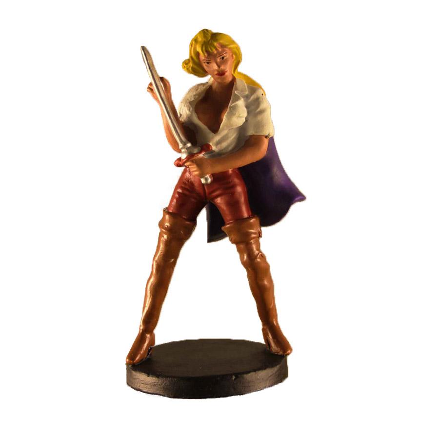 Fumetti 3D Collection John Doe Statua Figure No Fascicolo