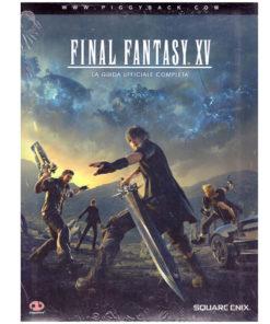 Final Fantasy XV la guida ufficiale