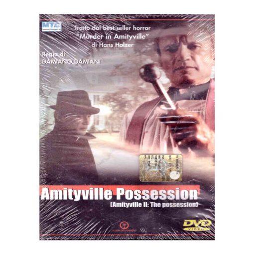 dvd amityville possession