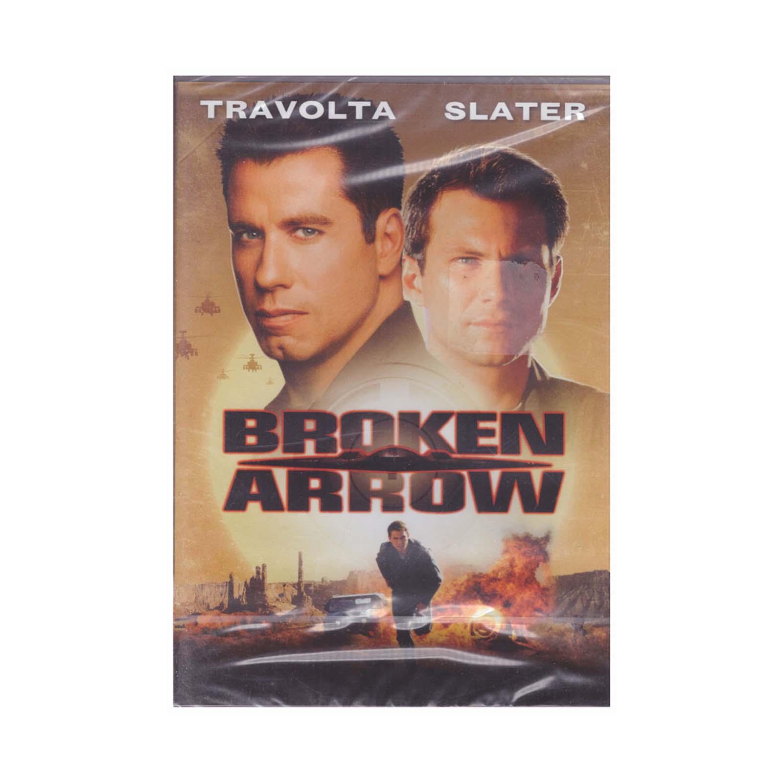 dvd broken arrow