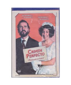 DVD Crimen Perfecto