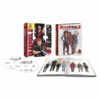 DeadPool 2 Versione supedotata - Blu Ray + Libro del film in inglese