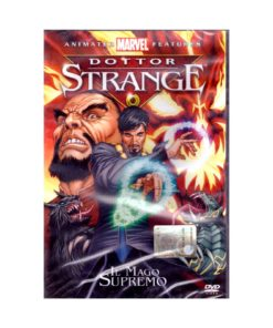 DVD Dottor Strange - Il Mago Supremo - Marvel Animazione