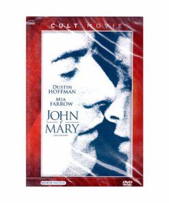 DVD John e Mary