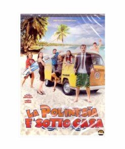 DVD La Polinesia è sotto casa