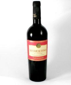 Vino Rosso Mamertino di Milazzo