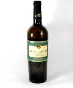 Vino Bianco Mamertino di Milazzo