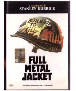 DVD Full Metal Jacket di Stanley Kubrick