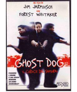 DVD Ghost Dog il codice del Samurai