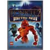 DVD Lego Bionicle 2 Le Leggende di Metru Nui
