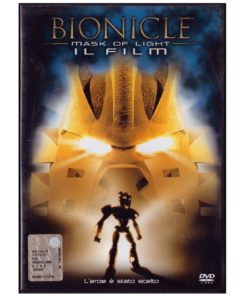 DVD Lego Bionicle Mask of Light il Film