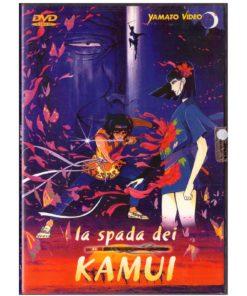 DVD La spada dei Kamui Yamato Video