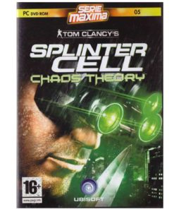 Gioco PC Tom Clancy's Splinter Cell Chaos Theory