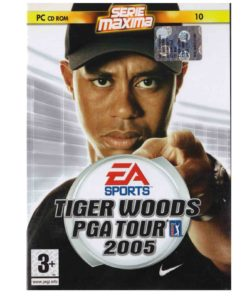Gioco PC Tiger Wood PGA Tour 2005 Simulazione Golf