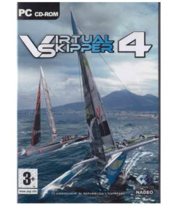 Gioco PC Virtual Skipper 4 simulazione velica regate