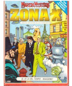 Zona X Martin Mystère