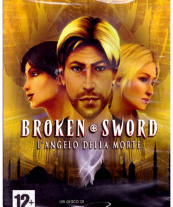 Gioco PC - Broken Sword l'Angelo della morte - in italiano