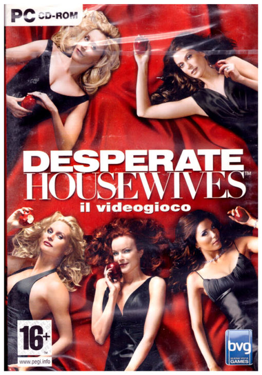 Gioco PC - Desperate Housewives
