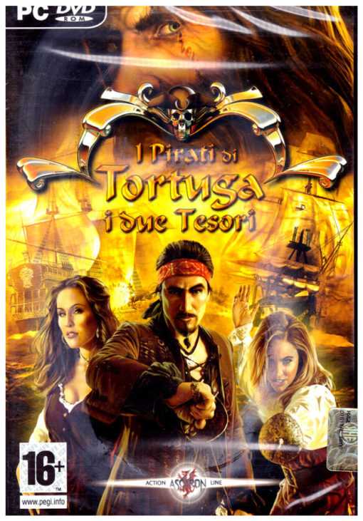 Gioco PC - I Pirati di Tortuga - I due tesori