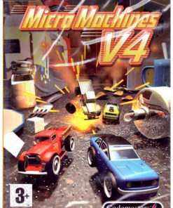 Gioco PC - MicroMachines V4