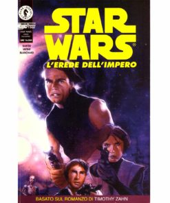 Star Wars L' Erede dell'Impero Magic Press Dark Horse Comics