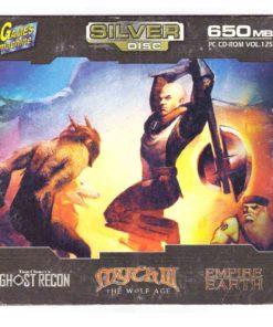 Silver Disc 125
