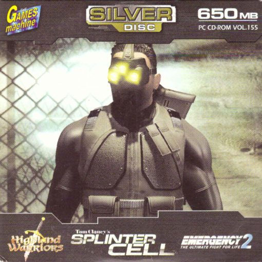 Silver Disc 155