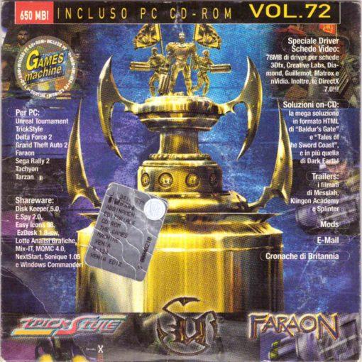 Silver Disc 72