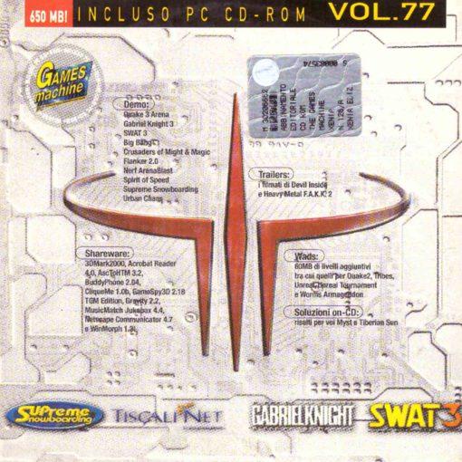 Silver Disc 77