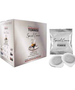 150 Cialde da 44mm Caffè Torrisi Special Crema