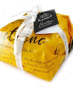 Panettone artigianale siciliano Tre Sorelle al cioccolato 1 Kg