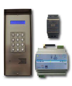 Kit Citofono GSM